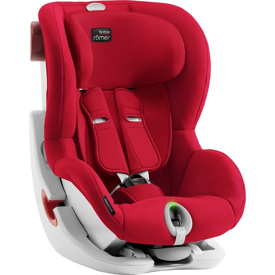 Britax Römer Siège auto KING II LS Fire Red