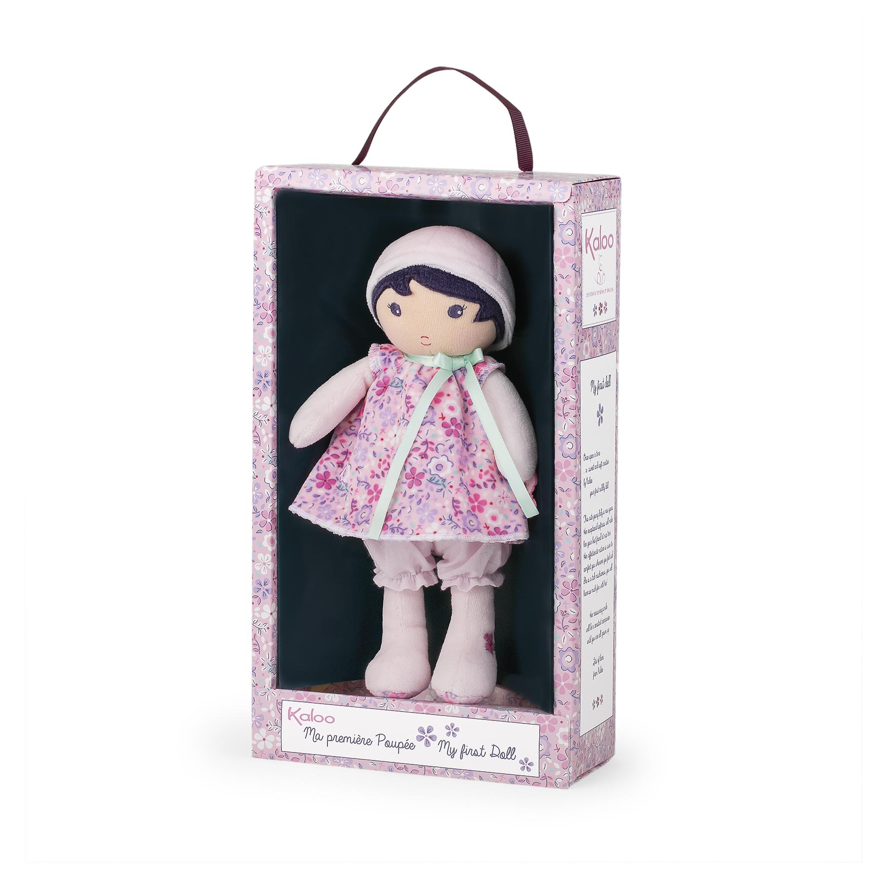 Tendresse - Fleur K Poupee - Medium ROSE Kaloo
