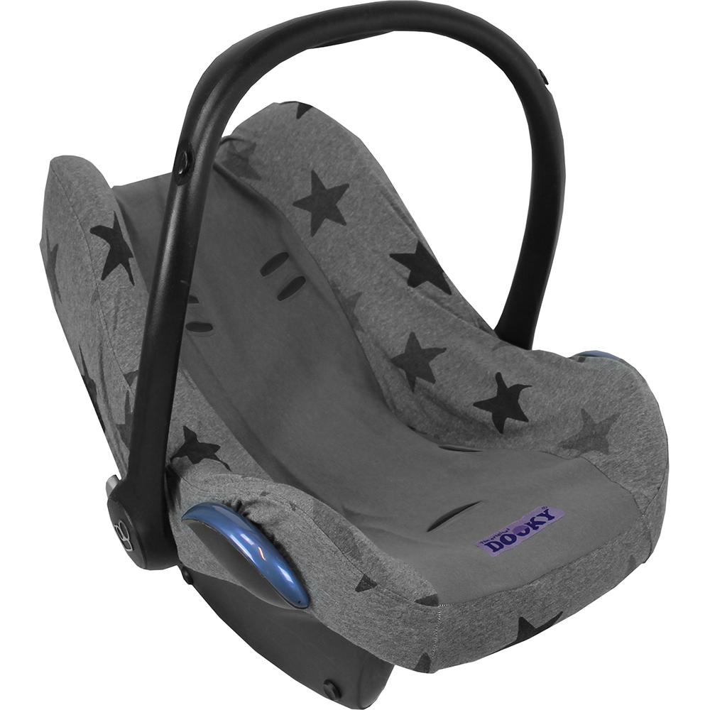 Housse de protection coque Seat cover GRIS Dooky