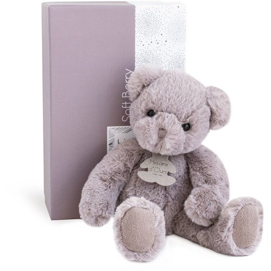 Histoire d'Ours Ours soft berry rose