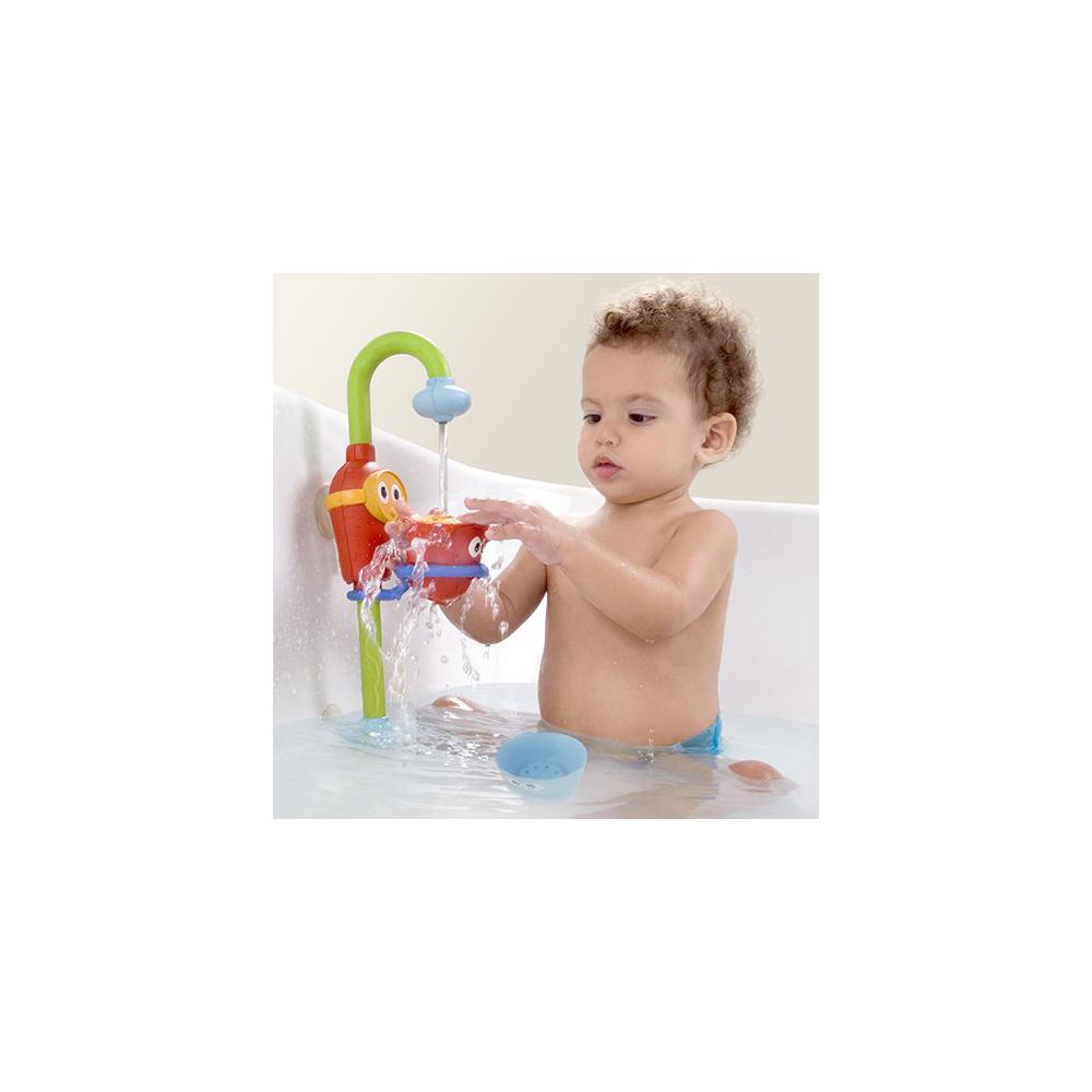 Jeu de bain la douche en délire MULTICOLORE Yookidoo