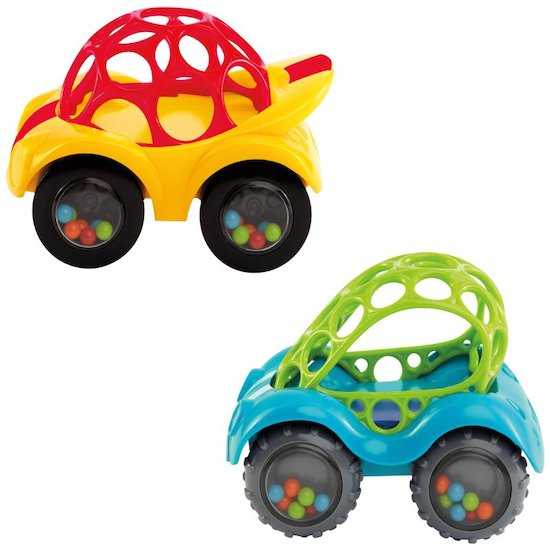 Oball Voiture Rattle & Roll Oball