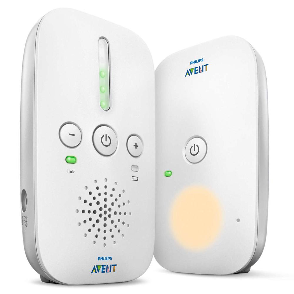 Ecoute-bébé SCD502/26 DECT - Connexion essentielle BLANC Philips Avent