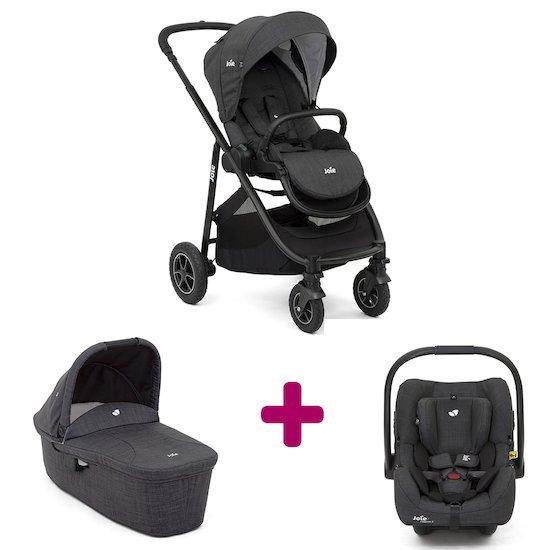 Pack trio Versatrax I-Gemm Ramble Autour de bébé
