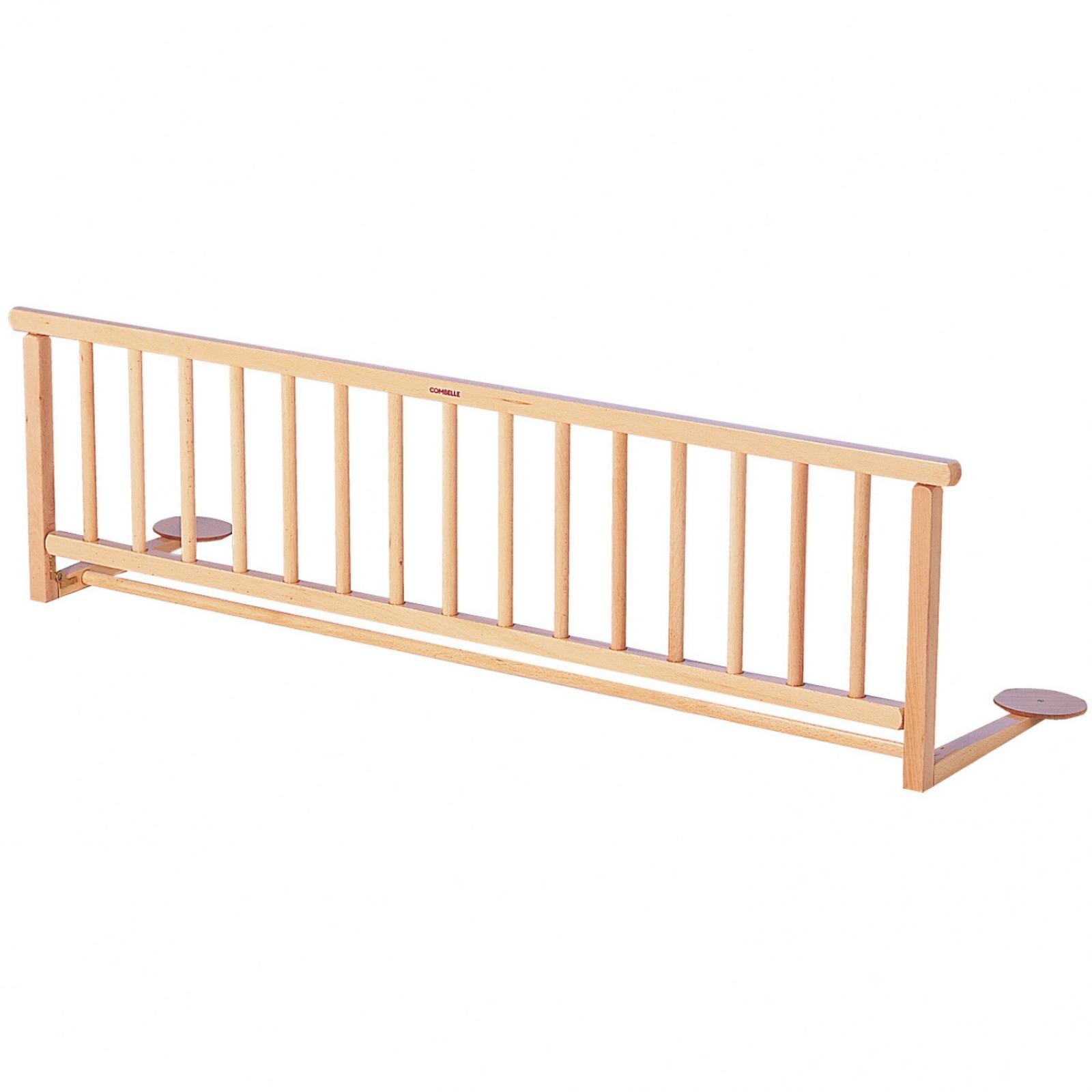 Barrière de lit en bois MARRON Combelle