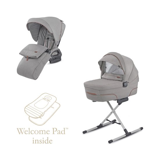 Inglesina Pack Quad System Duo Derby Grey
