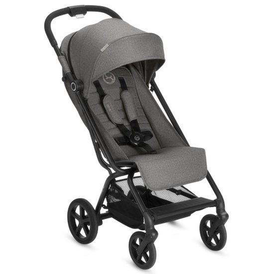 Cybex Poussette Eezy S plus Manhattan Grey