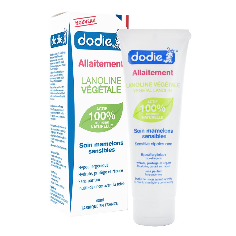 Lanoline végétale (tube 40ml) BLANC Dodie