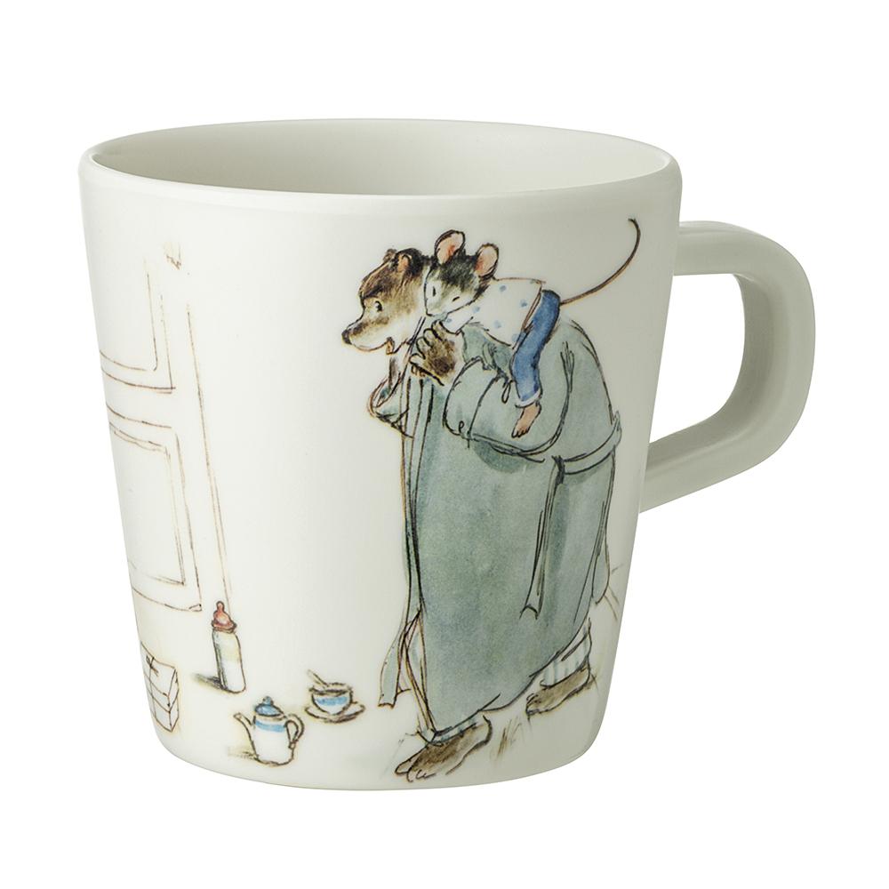 Petit mug Ernest et Celestine BLANC petit jour paris