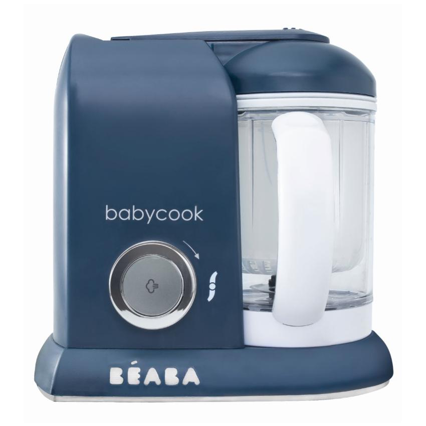 Robot cuiseur 4 en 1 Babycook BLEU Béaba