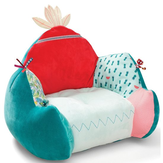 Lilliputiens Fauteuil Club Georges