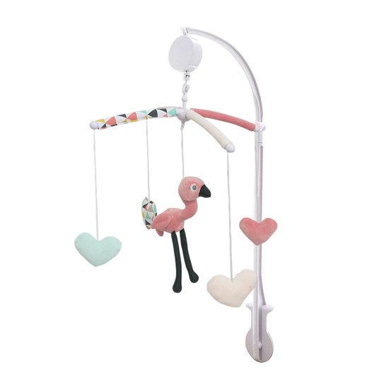 Domiva Mobile musical Flamingo