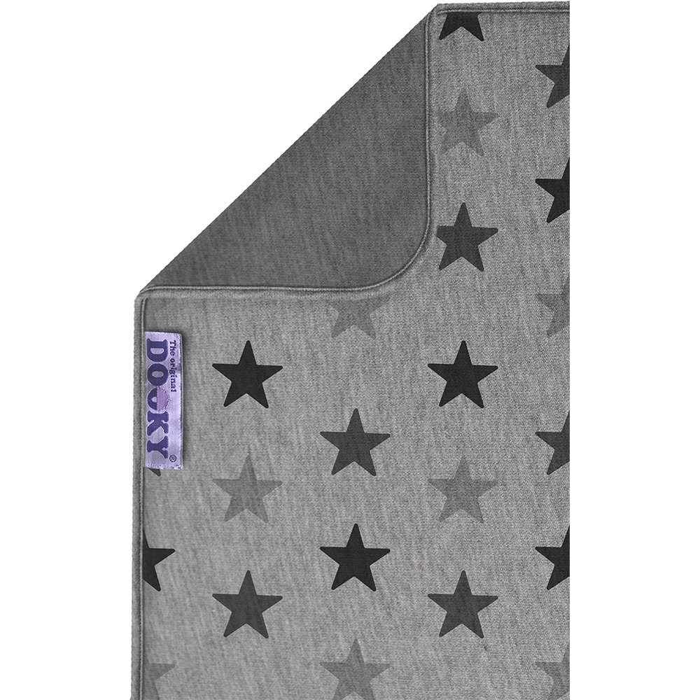 Dooky Couverture universelle Grey star