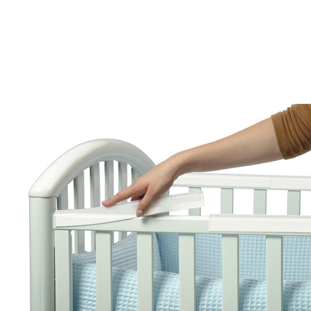 Protection dentaire pour les bords de lit largeur 2 cm BLANC Prince Lionheart