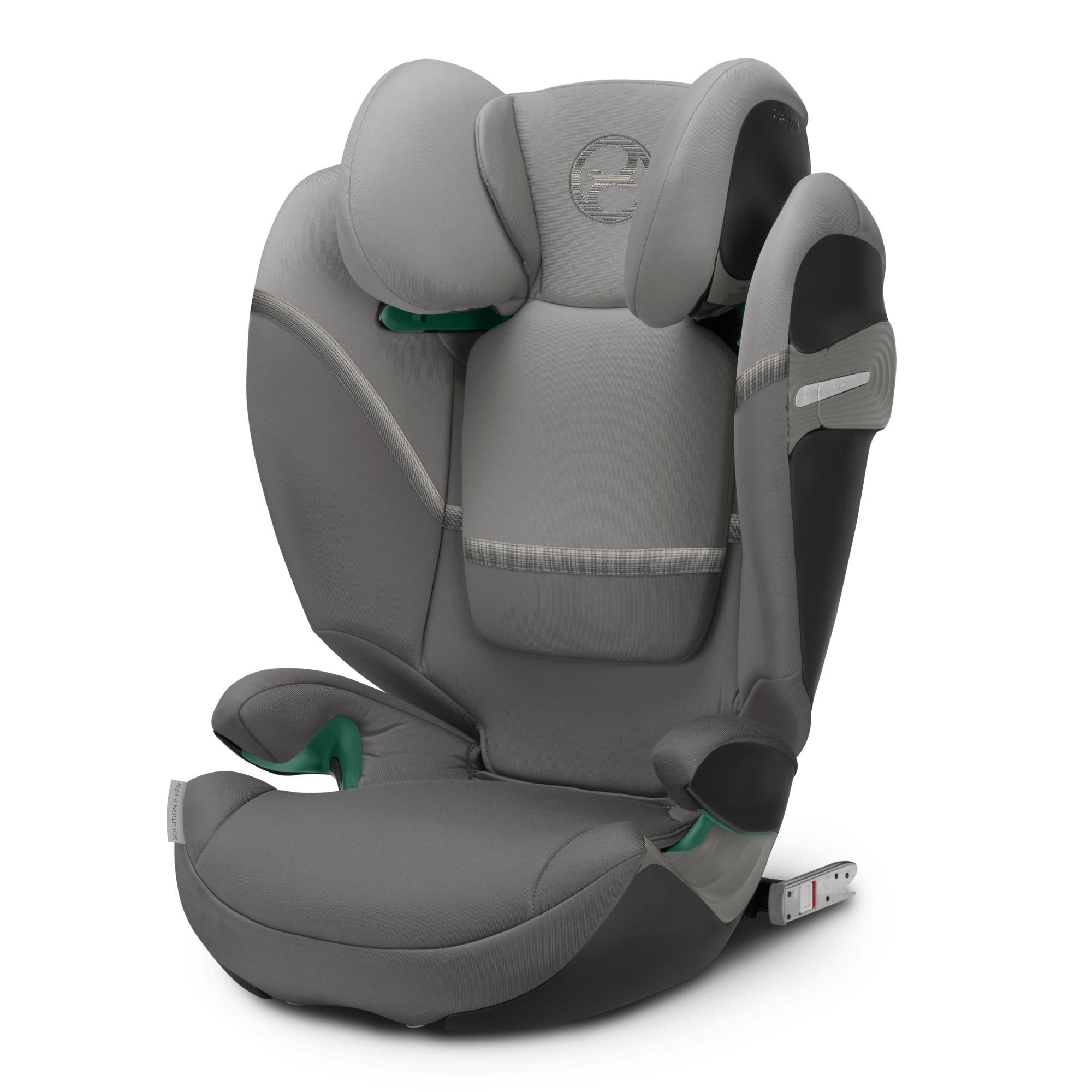 Siège auto Solution S i-Fix GRIS Cybex
