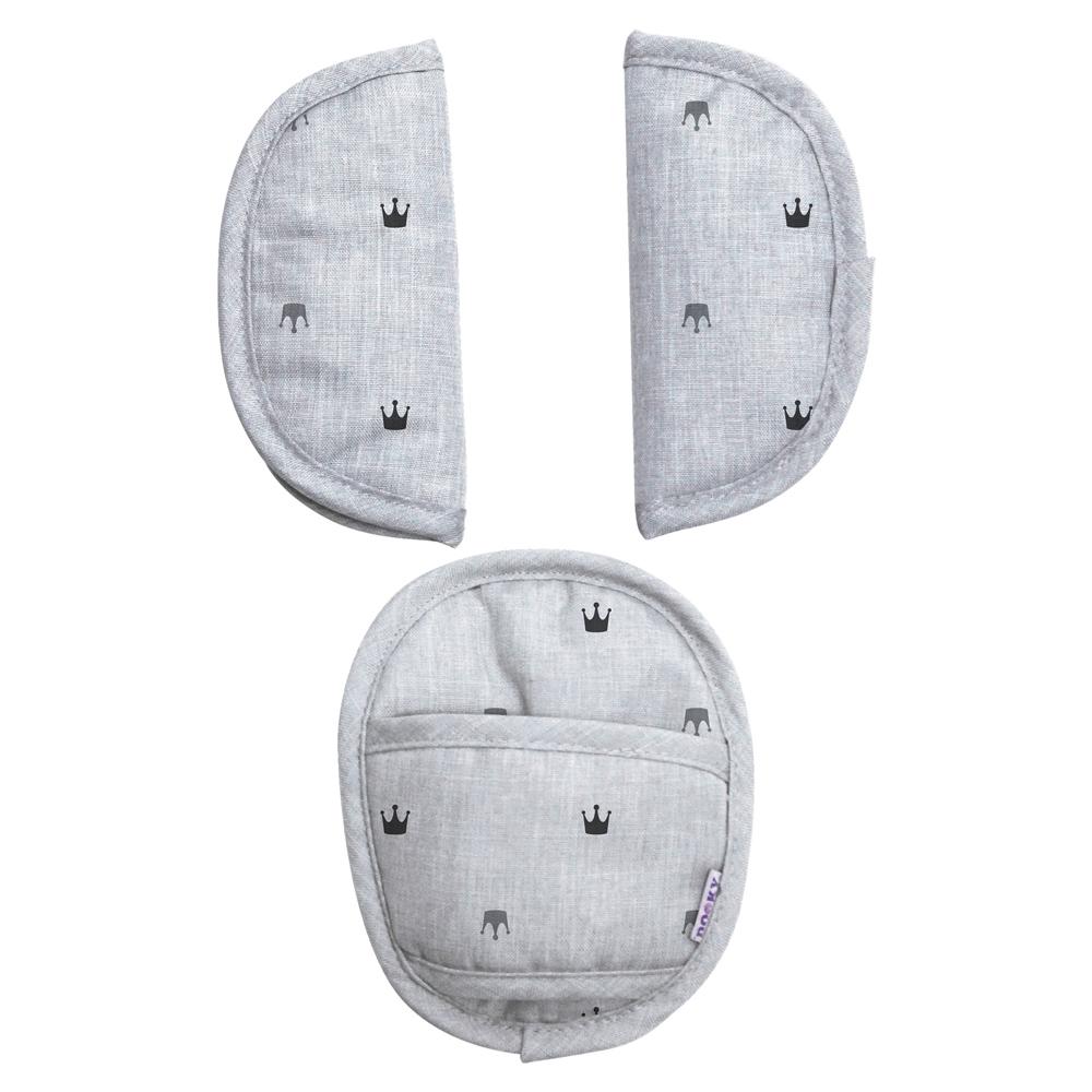 Protection ceinture coque GRIS Dooky
