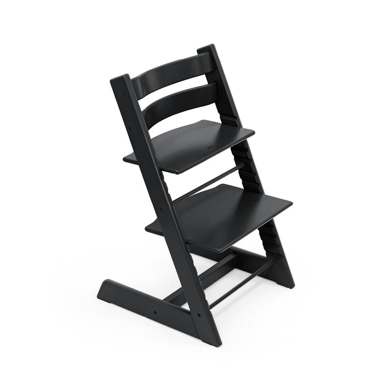 Chaise haute Tripp Trapp NOIR Stokke