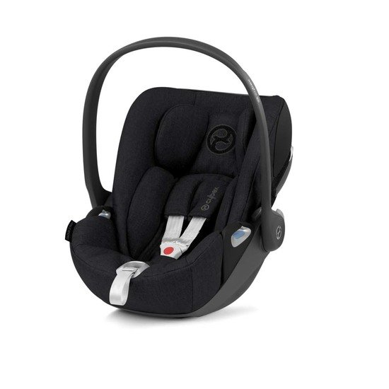 Cybex Coque Cloud Z i-Size plus Stardust Black