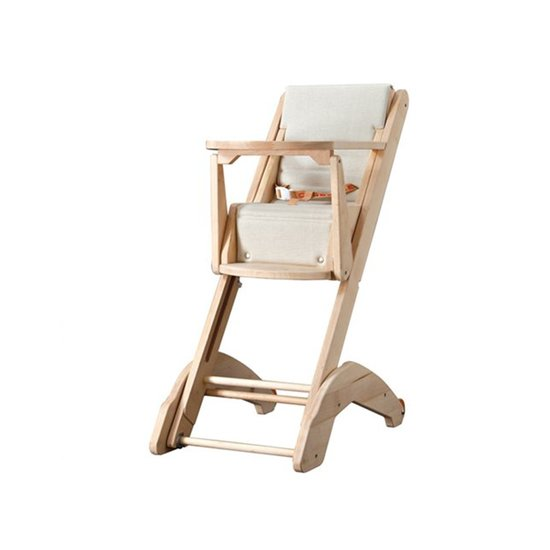 Combelle Chaise multiposition 21 Evo bois naturel