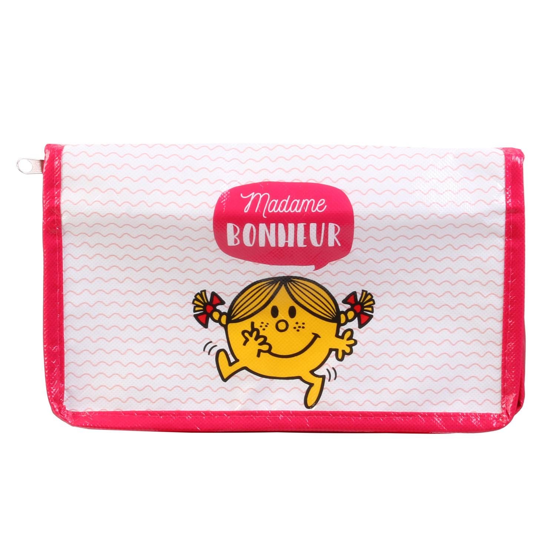 Lunch bag fraicheur Mr Mme ROSE Hello Kids