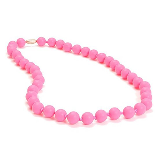 Chewbeads Collier Chewbeads Jane Necklace Rose