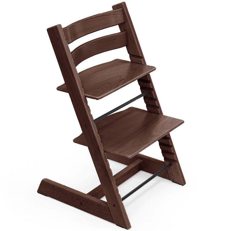 Chaise haute Tripp Trapp MARRON Stokke
