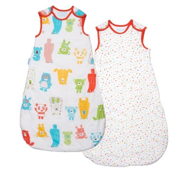 Gigoteuse Spotty Bear 2,5 & 1.0 Tog