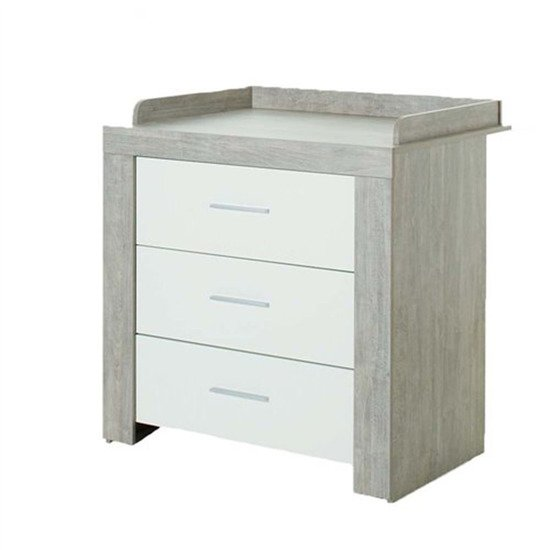 Commode 3 tiroirs Melvin