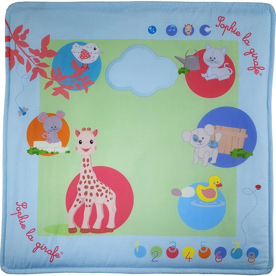 Tapis touch and play mat