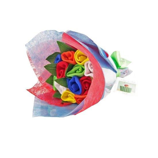 Bouquet chaussettes (6 paires 0-3m)